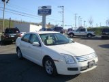2008 White Suede Ford Fusion SE #27804737