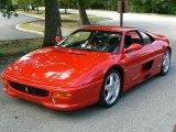 1998 Ferrari F355 F1 Berlinetta Data, Info and Specs