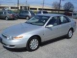 2001 Bright Silver Saturn L Series L200 Sedan #27804970