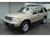 2003 Harvest Gold Metallic Ford Explorer XLT #27804976