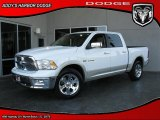 2010 Stone White Dodge Ram 1500 Laramie Crew Cab #27804623