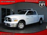 2010 Stone White Dodge Ram 1500 ST Crew Cab #27804625