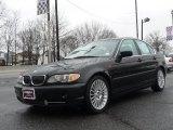 2002 Jet Black BMW 3 Series 330i Sedan #27804778