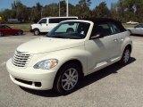 2007 Cool Vanilla White Chrysler PT Cruiser Convertible #27805150
