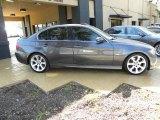 2006 Sparkling Graphite Metallic BMW 3 Series 330i Sedan #27805022