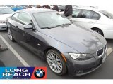 2007 Sparkling Graphite Metallic BMW 3 Series 328i Coupe #27804852