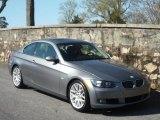 2007 Space Gray Metallic BMW 3 Series 328i Coupe #27804693