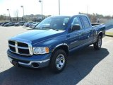 2005 Atlantic Blue Pearl Dodge Ram 1500 SLT Quad Cab #27851266