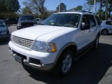 2003 Oxford White Ford Explorer Eddie Bauer #27850911