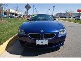 2008 Interlagos Blue Metallic BMW M Coupe #27850270