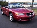 1997 Chrysler Sebring Indy Red