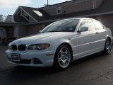 2004 Alpine White BMW 3 Series 325i Coupe #27850570