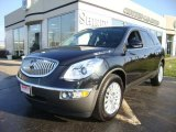 2009 Carbon Black Metallic Buick Enclave CXL AWD #27850442