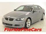 2007 Space Gray Metallic BMW 3 Series 335i Coupe #27850453
