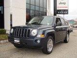 2007 Steel Blue Metallic Jeep Patriot Sport 4x4 #27850770