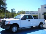 2010 Oxford White Ford F150 XL SuperCab #27850474