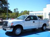 2010 Ingot Silver Metallic Ford F150 XL SuperCab #27850476