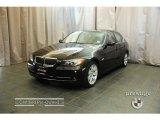 2007 Jet Black BMW 3 Series 335xi Sedan #27850311