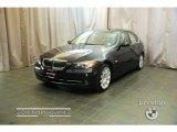 2007 Monaco Blue Metallic BMW 3 Series 335i Sedan #27850314