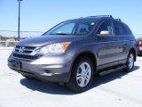 2010 Polished Metal Metallic Honda CR-V EX-L AWD #27850968