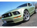 2005 Legend Lime Metallic Ford Mustang GT Premium Coupe #27851337