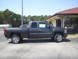 2010 Taupe Gray Metallic Chevrolet Silverado 1500 LT Extended Cab #27850827