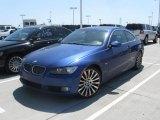 2007 Montego Blue Metallic BMW 3 Series 328i Coupe #27850851