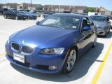 2007 Montego Blue Metallic BMW 3 Series 335i Convertible #27850852