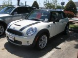 2007 Pepper White Mini Cooper S Hardtop #27850853