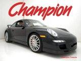 2007 Basalt Black Metallic Porsche 911 Carrera 4S Coupe #27850346