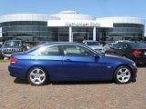 2007 Montego Blue Metallic BMW 3 Series 328i Coupe #27850870