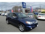 2007 Royal Blue Pearl Acura RDX Technology #27850369