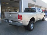 2010 Light Graystone Pearl Dodge Ram 3500 Big Horn Edition Crew Cab 4x4 Dually #27851018