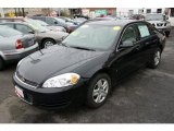 2006 Black Chevrolet Impala LS #27850676