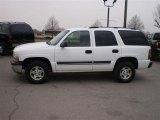 2004 Summit White Chevrolet Tahoe LS 4x4 #27851062