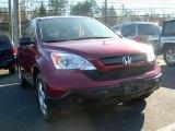 2008 Tango Red Pearl Honda CR-V LX 4WD #27851232