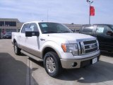2010 Oxford White Ford F150 King Ranch SuperCrew 4x4 #27920383