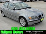 2004 Silver Grey Metallic BMW 3 Series 325i Sedan #27919953