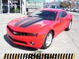 2010 Victory Red Chevrolet Camaro LT Coupe #27919670