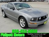 2007 Tungsten Grey Metallic Ford Mustang GT Premium Coupe #27919957