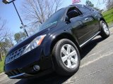 2007 Super Black Nissan Murano SL AWD #27919543