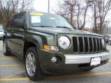 2007 Jeep Green Metallic Jeep Patriot Limited 4x4 #27920187