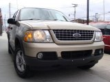 2003 Harvest Gold Metallic Ford Explorer XLT 4x4 #27920427