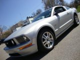 2005 Satin Silver Metallic Ford Mustang GT Premium Coupe #27919567
