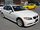 2007 Alpine White BMW 3 Series 328xi Sedan #27920228