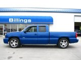 2004 Arrival Blue Metallic Chevrolet Silverado 1500 SS Extended Cab AWD #27920240