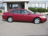 2006 Sport Red Metallic Chevrolet Impala LT #27920081