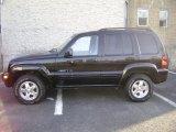 2002 Black Jeep Liberty Limited 4x4 #27920085