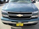 2007 Blue Granite Metallic Chevrolet Silverado 1500 Classic LS Crew Cab #27919762