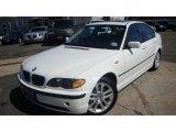 2004 Alpine White BMW 3 Series 325i Sedan #27919916
